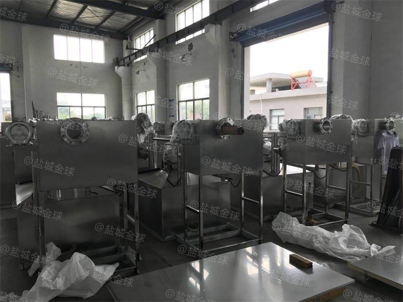 深圳不锈钢隔油池