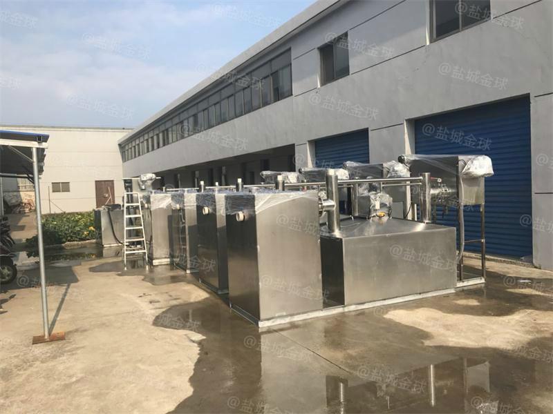 油水分离器工程
