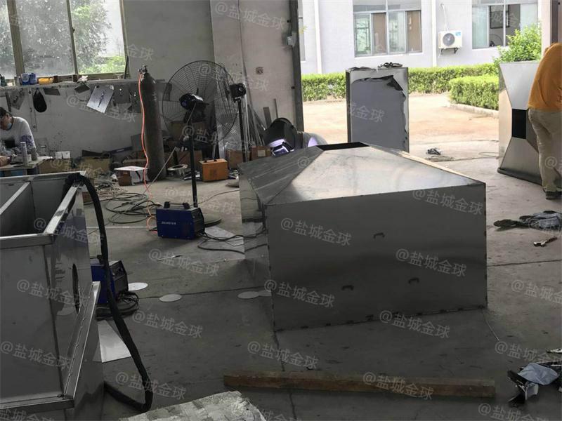 埋地式多功能油水分离器
