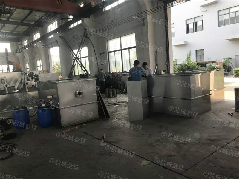油水分离器器价格