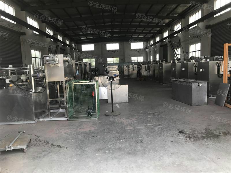 广东隔油器
