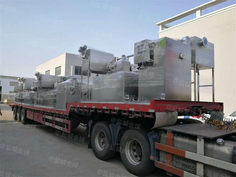 西安水油分离器