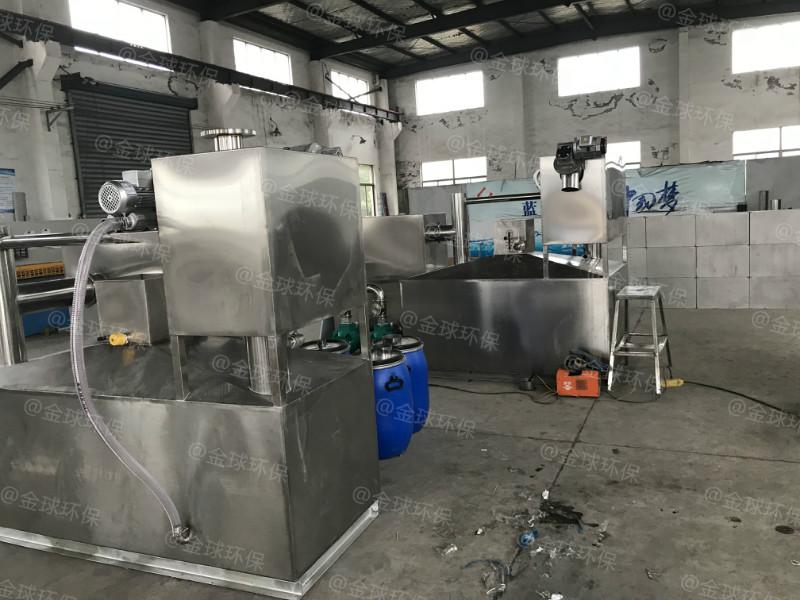 河南不锈钢隔油池生产厂家