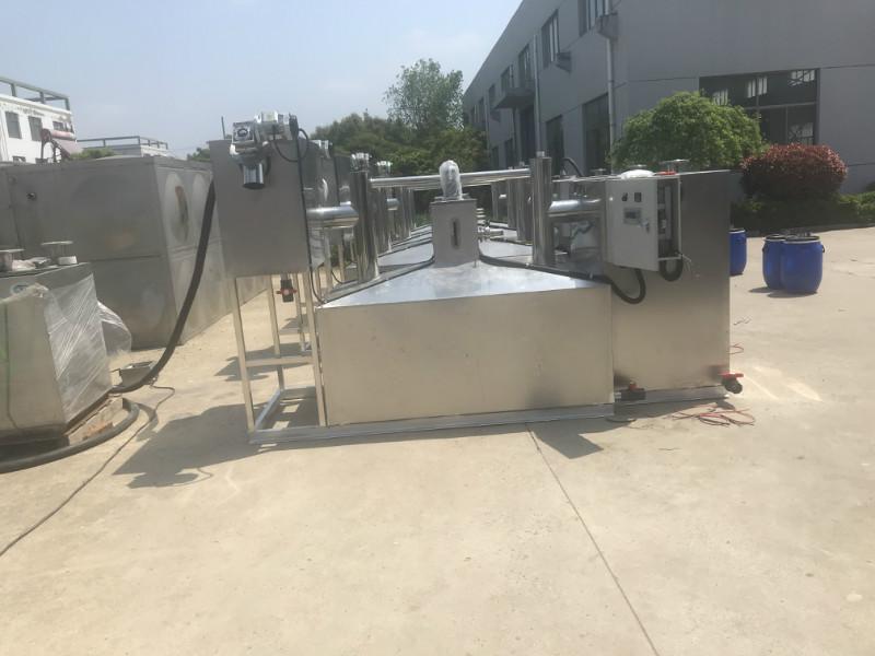 隔油池和油水分離器700人處理量20噸長2400*寬1200*高1200