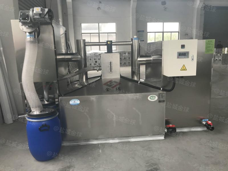 300人生产油水分离器