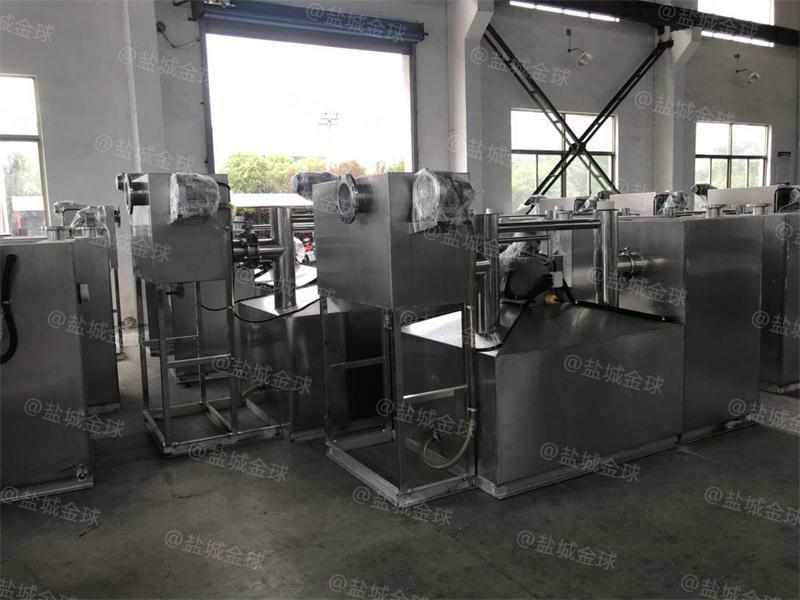 抚州一体化隔油提升设备介绍现货供应