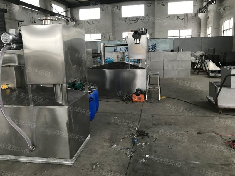 许昌餐饮油水分离设备标准尺寸