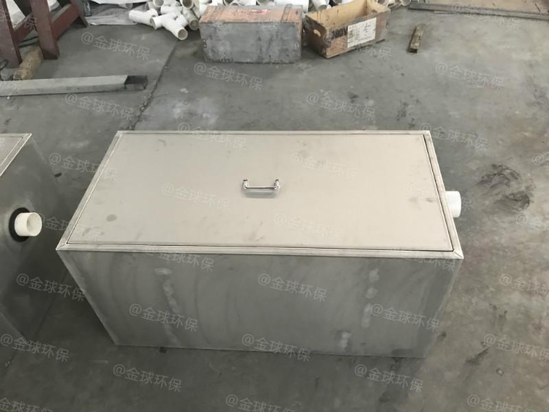 湖北厨房隔油池怎么安装
