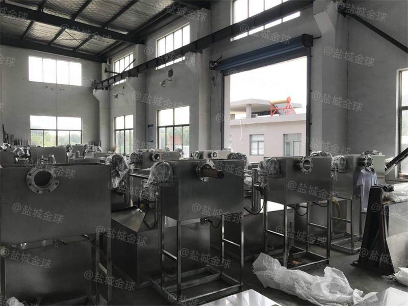 宁夏六盘水饭店用油水分离器厂销