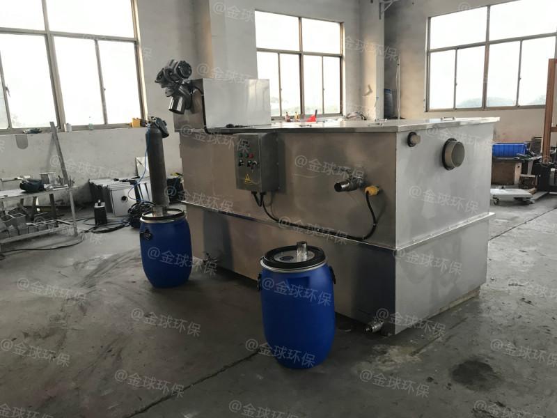 扬州成品隔油池内部结构来电咨询